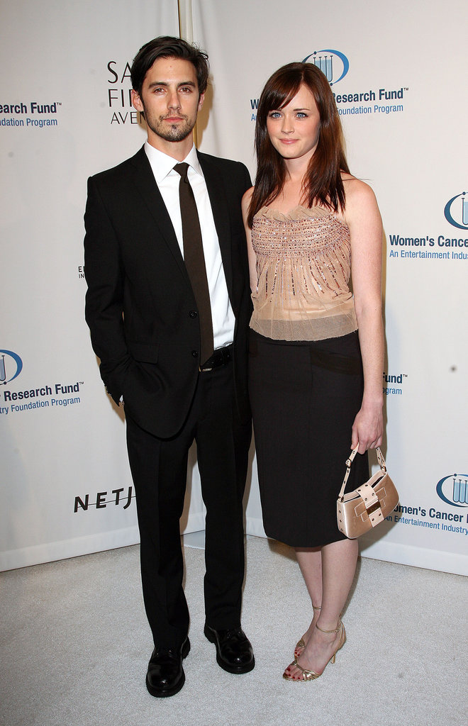Milo Ventimiglia and Alexis Bledel