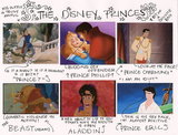 Even if they're not perfect, princes still make us swoon. Source: Cracked
