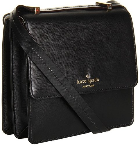 Kate Spade New York - Mikas Pond Nico (Black) - Bags and Luggage