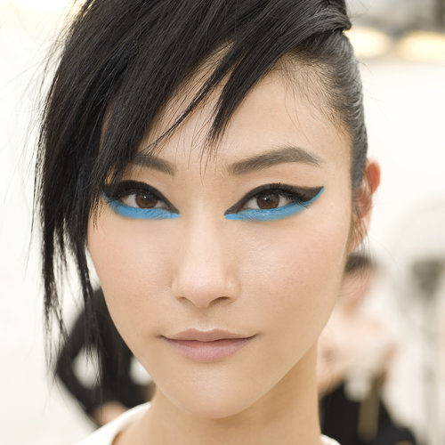 Chanel Hair and Makeup | Resort 2014