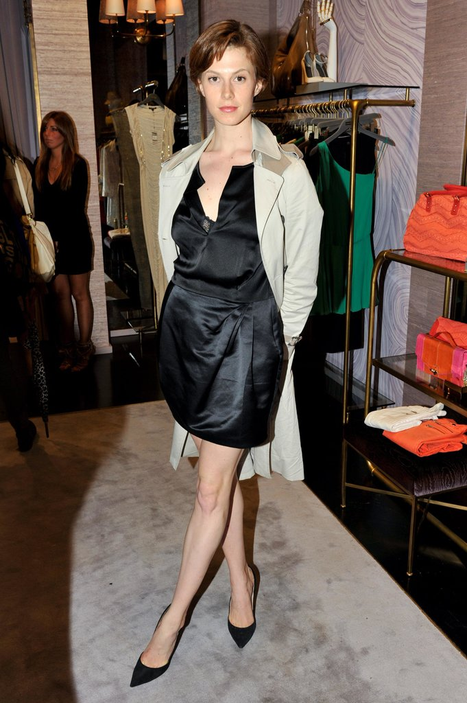 Elettra Wiedemann at Monika Chiang's celebration of Eve's new album in New York. Source: Leandro Justen/BFAnyc.com
