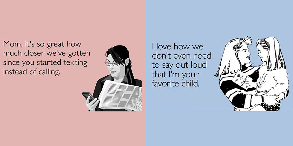 Crack Mom Up With Mother's Day Someecards