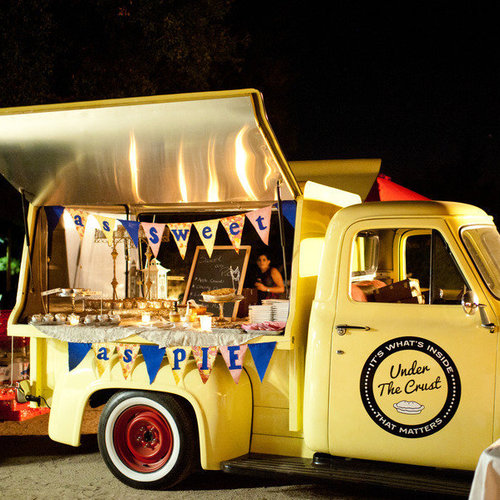 Food Trucks at Weddings