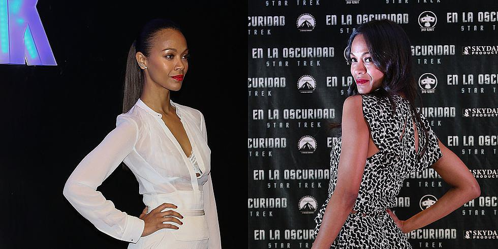 Learn How Zoe Saldana Eats to Stay Red Carpet Ready