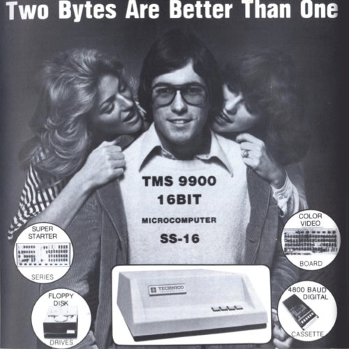 Vintage Tech Ads