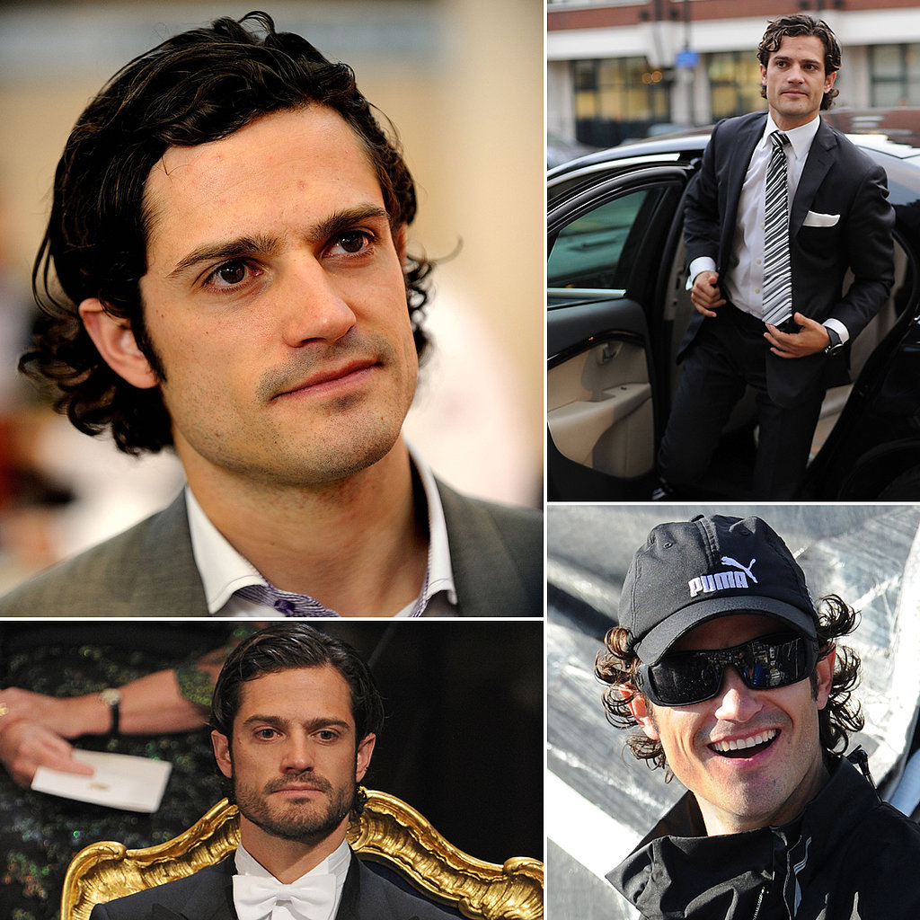 The 34 Hottest Pictures of Birthday Prince Carl Philip of Sweden