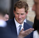 Prince Harry toured through Denver on the second day of his US trip.
