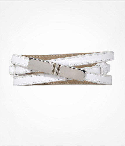 Lipstick Closure Adjustable Belt