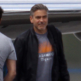 George Clooney and Matt Damon on Vacation | Photos