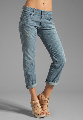 Citizens Of Humanity Jeans Dylan Finnely Stripe Relaxed Boyfriend