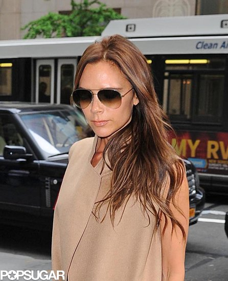 Why Did Victoria Beckham Poke Fun at Herself?