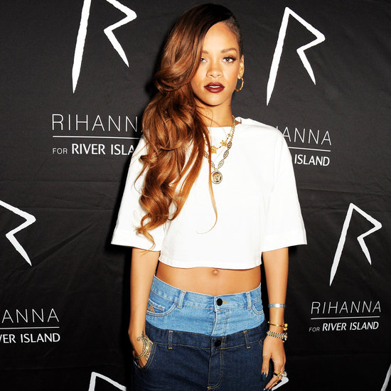 "First Look: Rihanna's Second River Island Collection Includes ""Gangsta"" Florals"