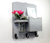 Mail and Flower Holder