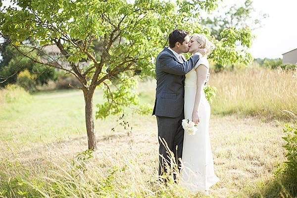 Rustic Field Backdrop