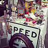 Living Essentials You Can Find at Flea Markets
