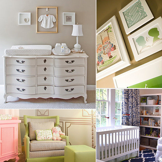 15 Inspiring Ideas For Traditional Nurseries