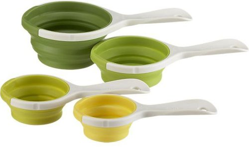 4-Piece Pinch & Pour Measuring Cup Set