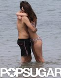 Keira Knightley Breaks Out Her Bikini, Shows PDA on Honeymoon