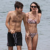 Keira Knightley Honeymoon Bikini Pictures