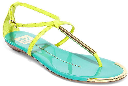 DV by Dolce Vita Shoes, Archer Flat Thong Sandals