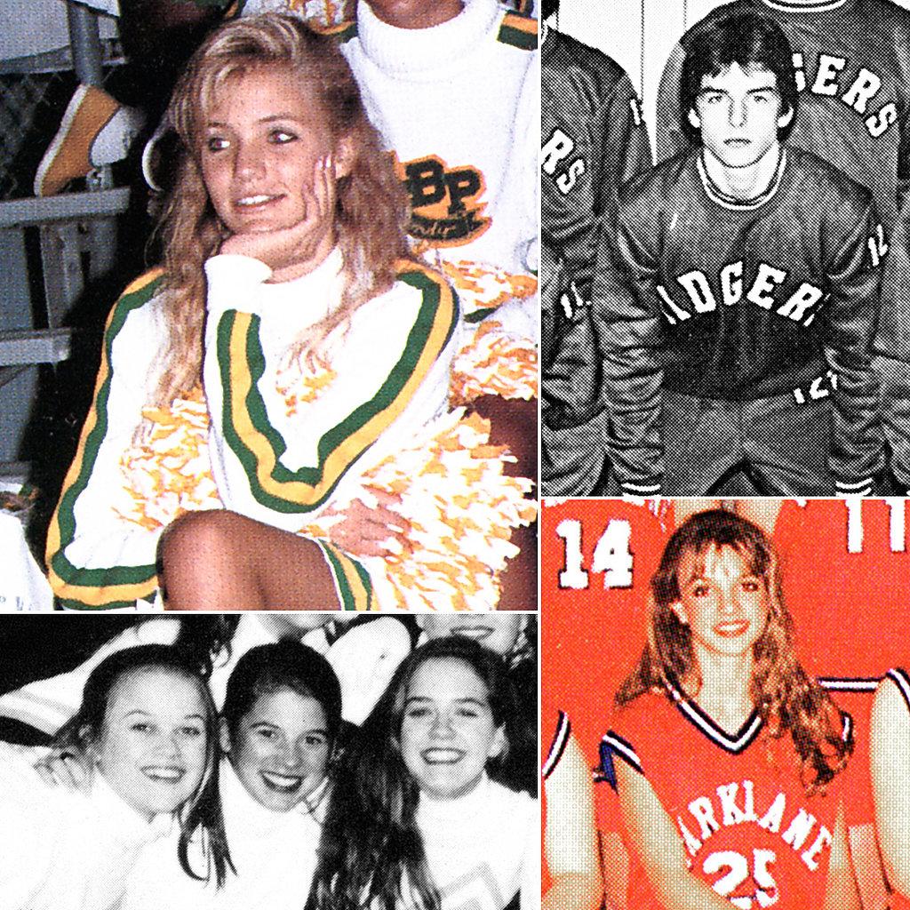 Yearbook Flashback: Your Favorite Stars in Their School Days