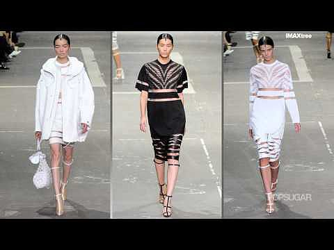 Sheer Brilliance: Create a Skirt Worthy of Alexander Wang