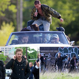 Ryan Gosling Directs Shirtless Matt Smith in How to Catch a Monster