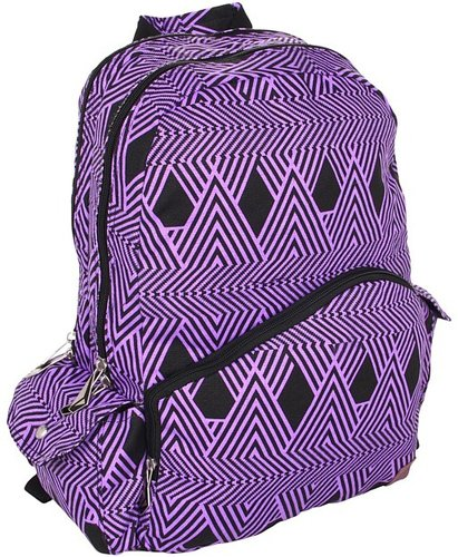 Volcom - Going Study Backpack II (Vibrant Purple) - Bags and Luggage