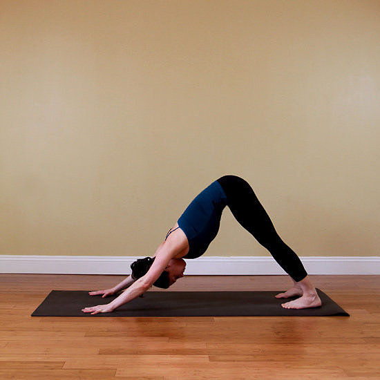 A Yoga Sequence For Focus and Relaxation