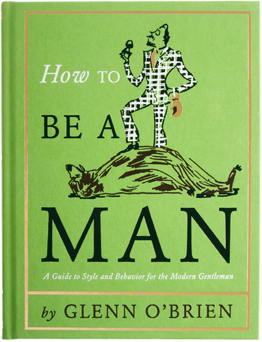 Abrams & Chronicle How To Be A Man Book