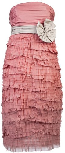 Marc Jacobs Vault Strapless dress