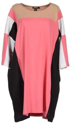 DKNY ミニワンピース・ドレス