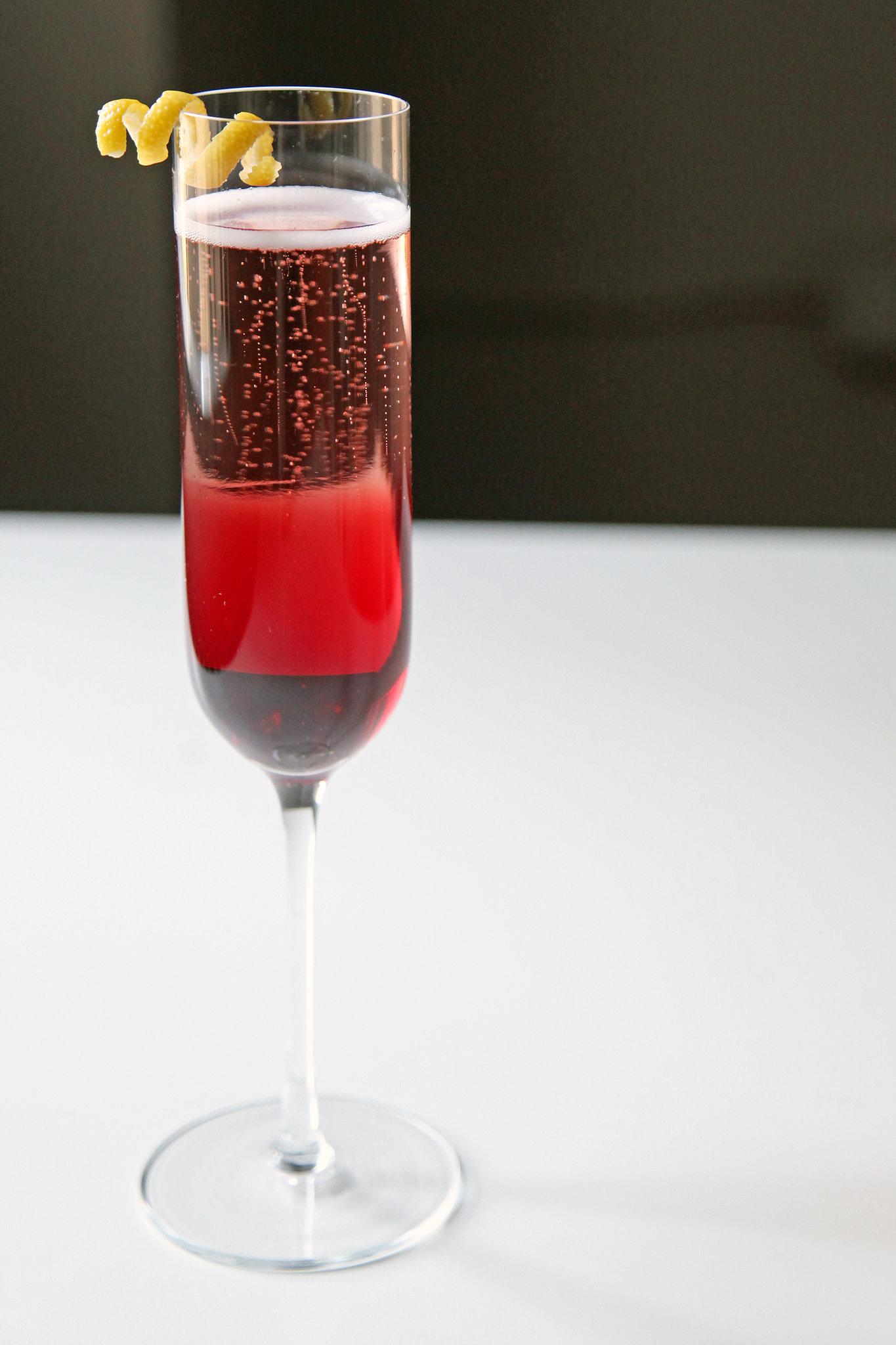 Sparkling Pomegranate | POPSUGAR Food