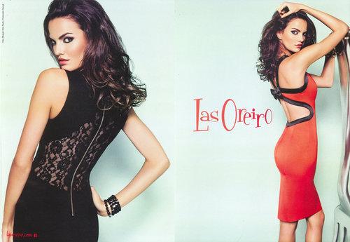 Barbara Fialho for Las Oreiro