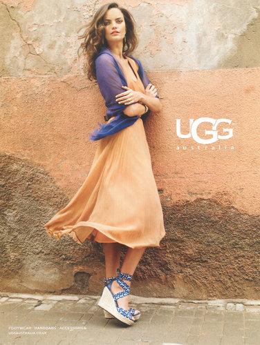 Barbara Fialho For Ugg