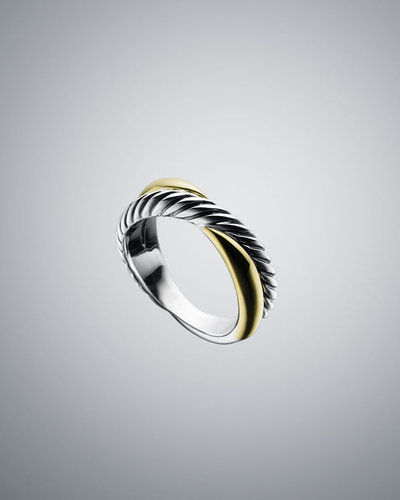 David Yurman X Stack Ring