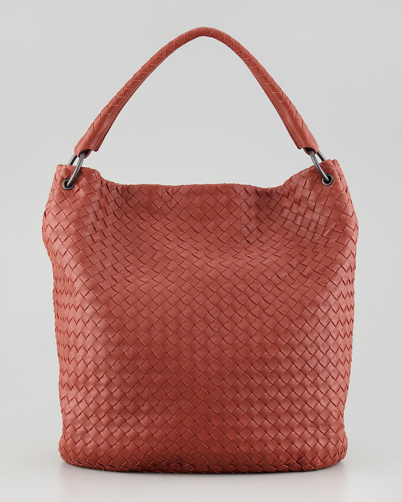 With superior construction and a look that will always be in vogue, there's a pretty good chance a 20-something will keep using this Bottega Veneta bucket bag ($2,420) until retirement hits.