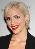 American Idol's Katharine McPhee had a short stint as a blonde back in 2009.