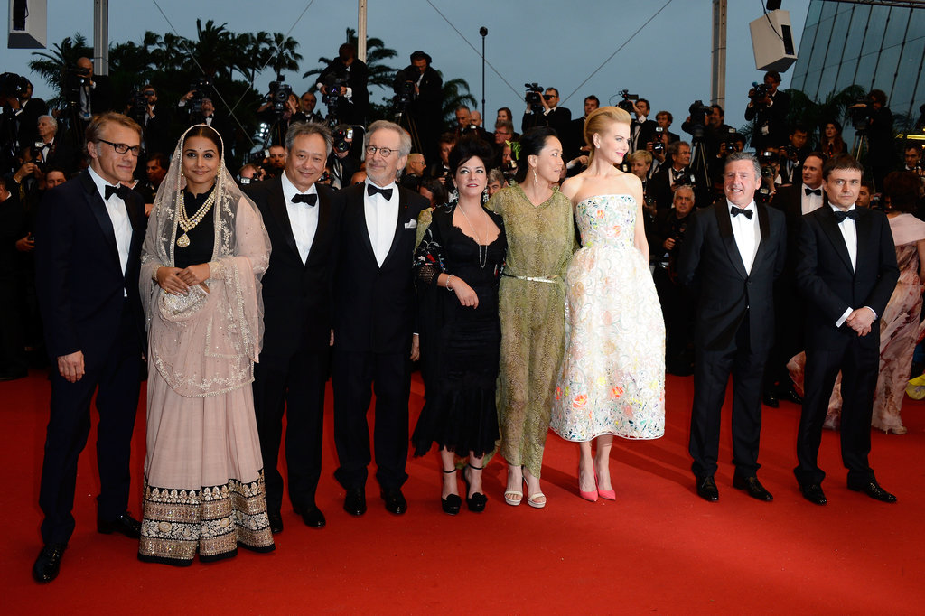Gatsby Brings the Glamour at the Cannes Opening Ceremony