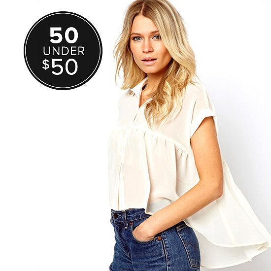 50 Under $50 Ways to Top Off Your Summer Wardrobe