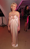 Michelle Williams wore a pale pink Chanel couture gown at the afterparty for Blue Valentine in 2010.