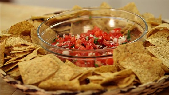 Preparing Homemade Pico de Gallo Is Simpler Than You Think