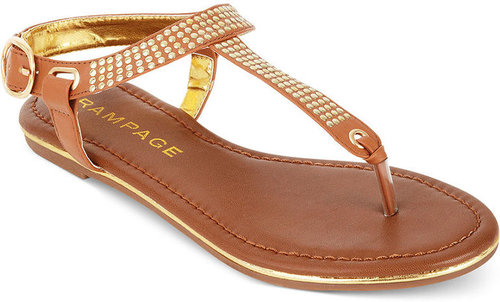 Rampage Shoes, Peg Flat Sandals