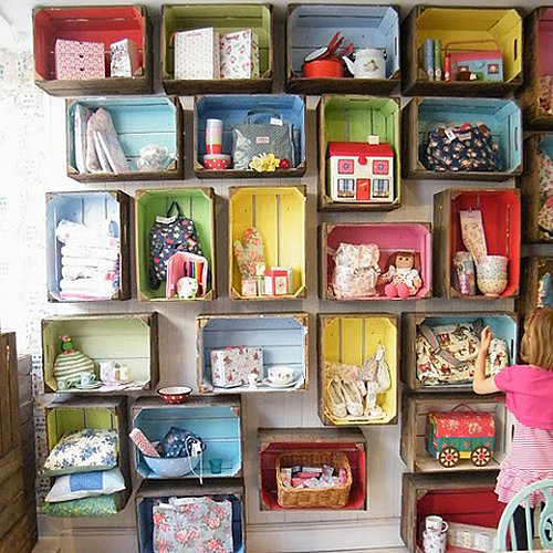 Toy Storage Ideas From Real Kid&#039;s Rooms