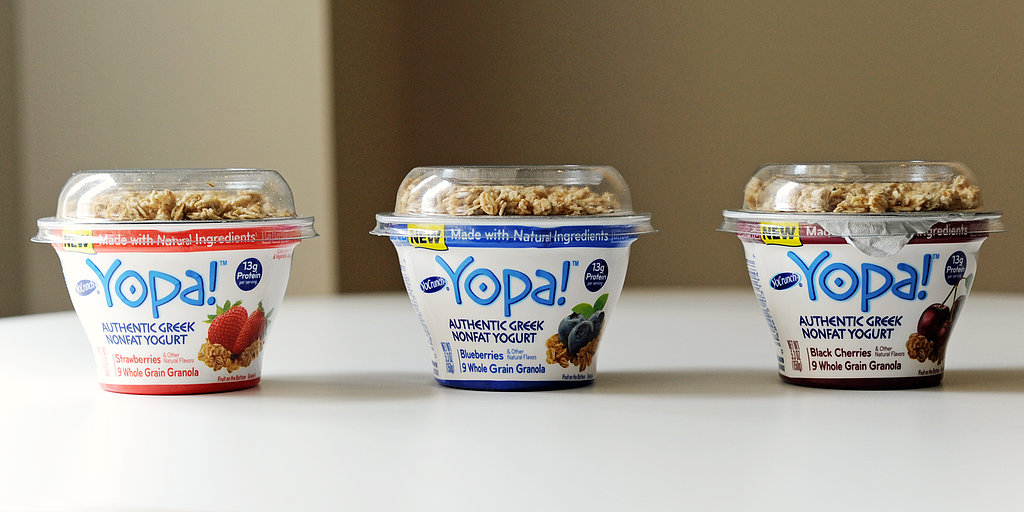 Taste Test: Yopa! Greek Yogurt