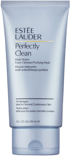 Estee Lauder Perfectly Clean Foam Cleanser &amp; Purifying Mask