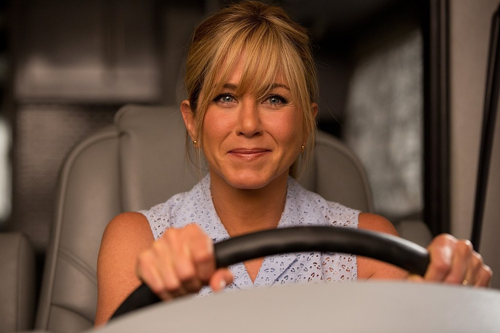 Jennifer Aniston as Rose We love seeing Jennifer Aniston in a comedy, and we can't wait to see her pretending to be part of one big happy family alongside Jason Sudeikis in We're the Millers.