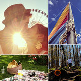 Outdoor Date Ideas For Sunny Summer Love