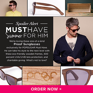 Proof Sunglasses in POPSUGAR Must Have Box For Him