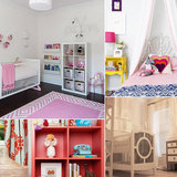 35 Gorgeous Rooms to Inspire Your Little Girl's Nursery
